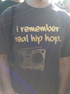 Me too dogg. And Hiero Day reminded me so much about what it was like.