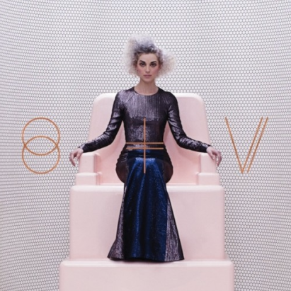 St.Vincent Album Cover